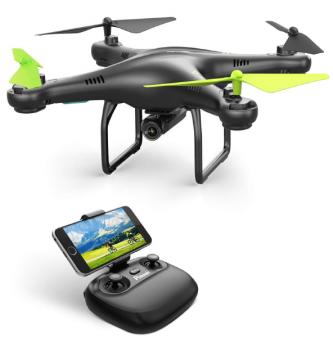 Drone Potensic U42 con Telecamera HD | OFERTA 2019 |