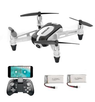 GoolRC T700 Mini Drone RC WiFi FPV 3D Flips Cámara 720P HD